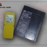 Chargeur pour accumulateur jaune HBC, 230V/AC