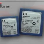 Accumulateur HBC 3.6V, 730mAh