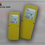 Accumulateur HBC 2 x 6V, 1500mAh