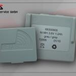 Accumulateur HETRONIC MINI 3.6V, 1200mAh