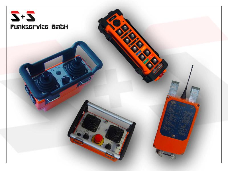 HBC gamme de produits - S+S Funkservice