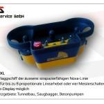 Hetronic Nova-XL, S+S Funkservice