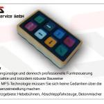 Hetronic Pocket, S+S Funkservice